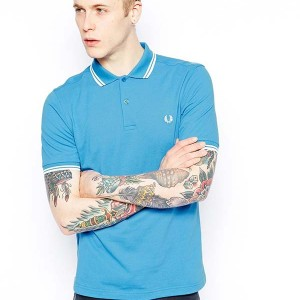 fred-perry-blue-tshirt-1